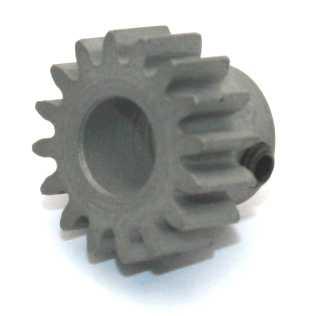 Jsumo - Steel Motor Pininon Gear (0,8 Module - 16 Tooth)