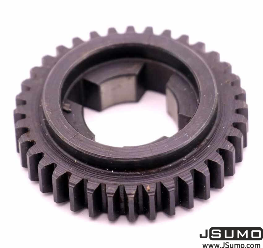 Stock Metal Spur Gear (1 Module - 36 Tooth)