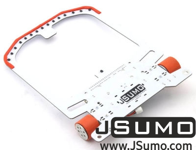 Jsumo - STORM PID Controlled Fast Line Follower (1)
