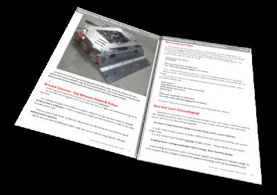 Jsumo - Sumo Black Book (Ebook) - Tips & Tactics for Better Sumo Robots (1)