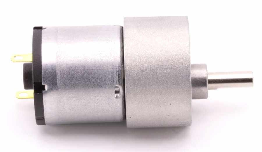 JSumo Titan Dc Gearhead Motor 12V 500 RPM SP