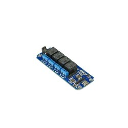 TOSR04 - 4 Channel USB/Wireless 5V Relay Module - Thumbnail