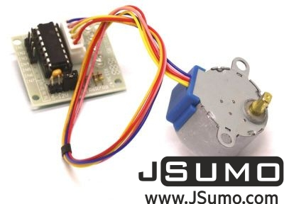 Jsumo - ULN2003A Stepper Motor Kit (1)