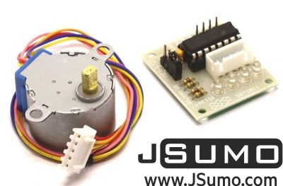 Jsumo - ULN2003A Stepper Motor Kit