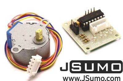 Jsumo - ULN2003A Stepper Motor Kit