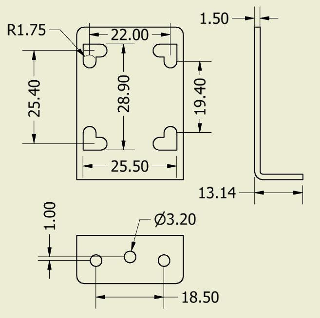 Universal Sensor Bracket (Cool Bracket)