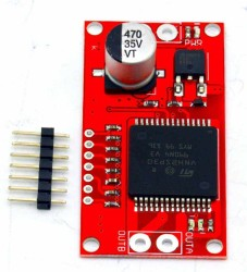 VNH2SP30 30 Ampere Single Ch. Motor Driver - Thumbnail