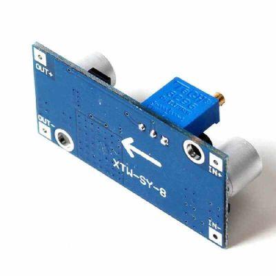 - XL6009 Step Up Boost Regulator Board 1.25V - 35V Out (1)