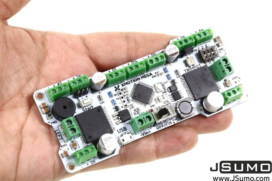 XMotion Mega Arduino Based All In One Controller