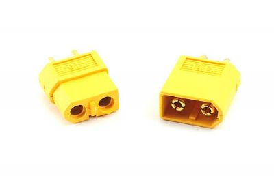 - XT60 Connector (Female - Male)