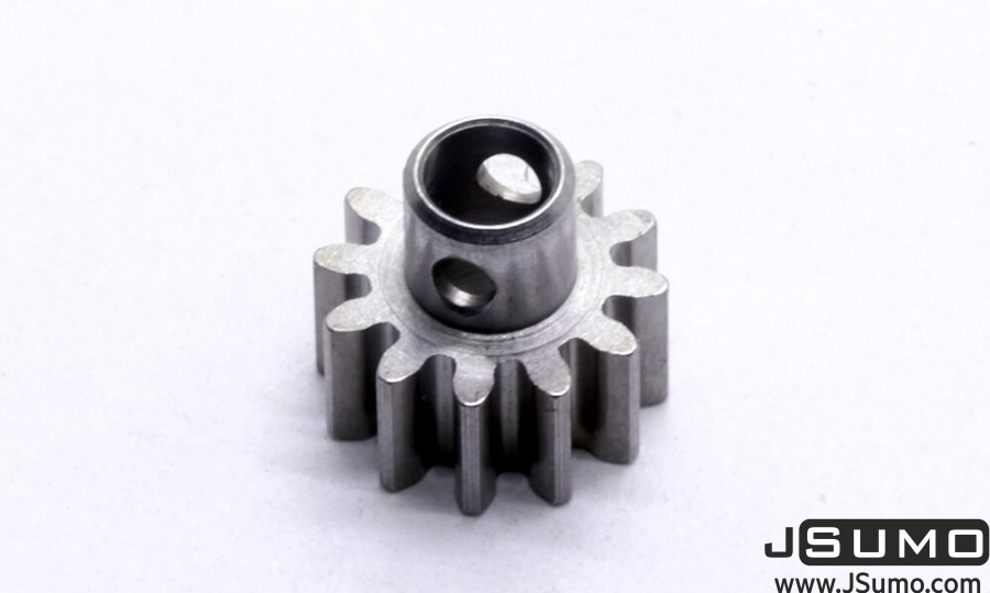 0,6 Module 12T Pinion Gear (3.17mm Hole)