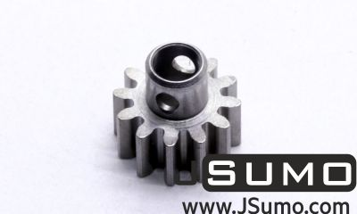 Jsumo - 0,6 Module 12T Pinion Gear (3.17mm Hole)