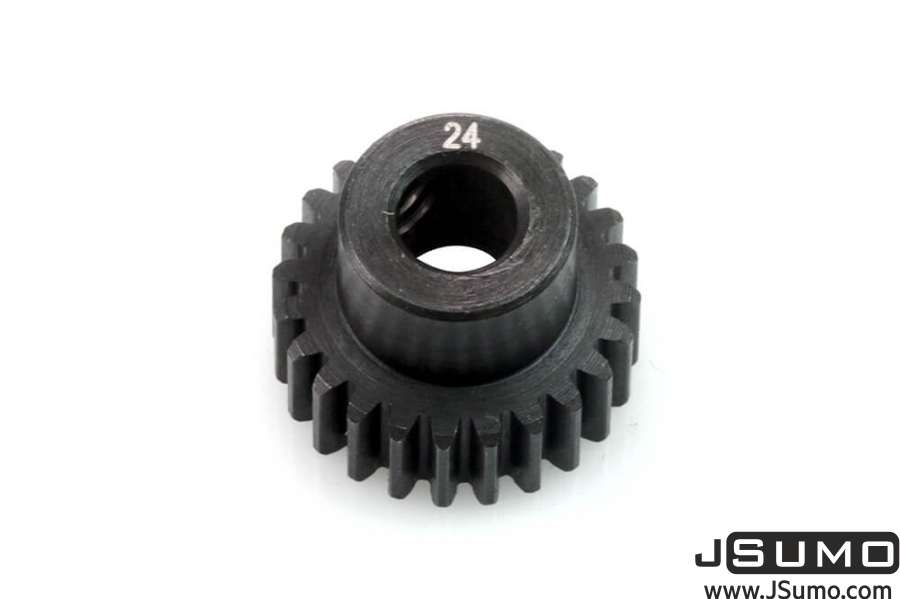 0.6M Hardened Steel Pinion Gear - 24T