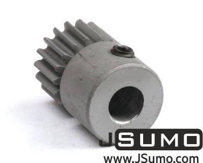 Jsumo - 0.7 Module (36.3 Pitch) 18T Pinion Gear - Ø6mm (1)
