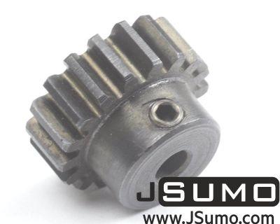 Jsumo - 0.8 Module (32 Pitch) 17T Pinion Gear - Ø3.17mm (1)