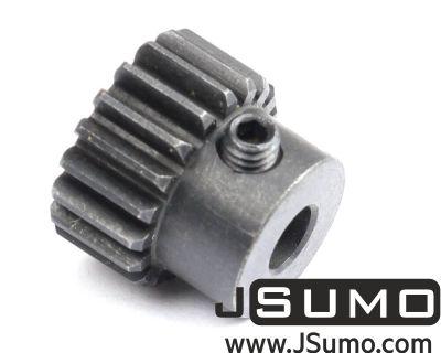 Jsumo - 0.8 Module (32 Pitch) 19T Pinion Gear - Ø5mm (1)