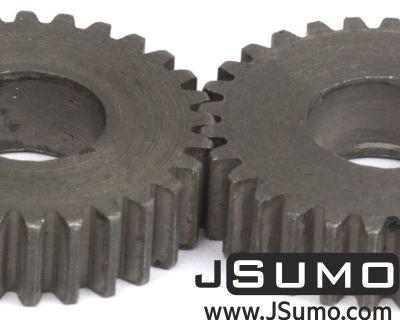 Jsumo - 1 Module 26 Tooth (26T) Steel Gear - Ø12mm (1)