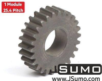 Jsumo - 1 Module 26 Tooth (26T) Steel Gear - Ø12mm
