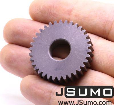 Jsumo - 1 Module 34 Tooth (34T) Steel Gear - Ø12mm (1)