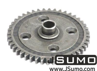 Jsumo - 1 Module 44 Tooth (44T) Steel Gear - Ø6mm (1)