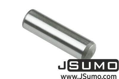 Jsumo - Ø10 x 35mm Hardened Steel Shaft (with M6 Threaded Hole) (1)