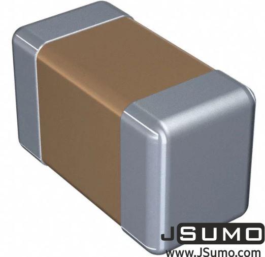 100pF 100V C0G 603 Capacitor