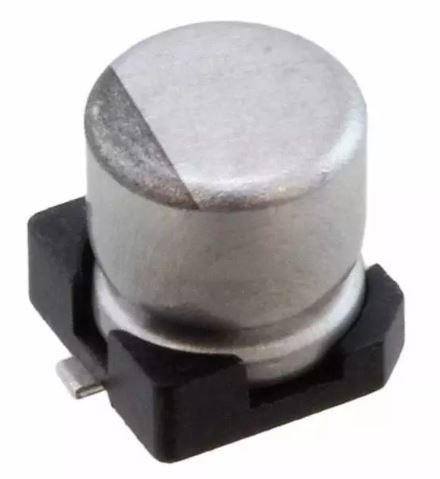 10uF 16V Aluminum SMD Capacitor