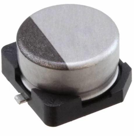 10uF 50V Aluminum SMD Capacitor