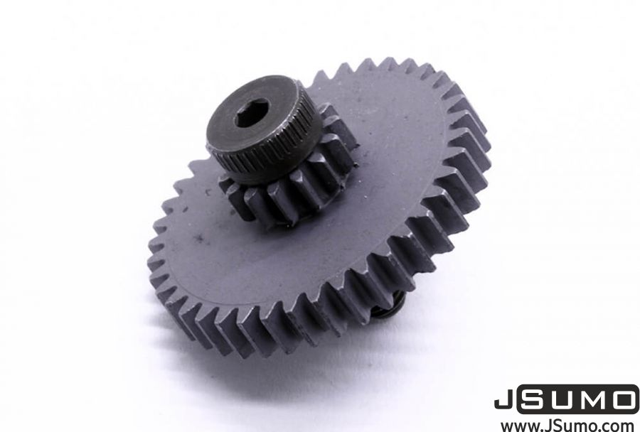 Ø10x20mm Hardened Steel Shaft Screw