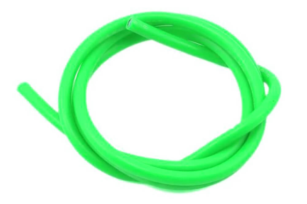 12 AWG Multi Stranded Copper-Silicone Cable -Green 1 Meter