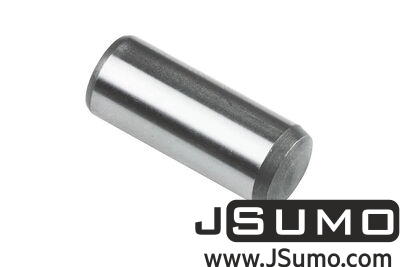Jsumo - Ø12 x 30mm Hardened Steel Shaft (with M6 Threaded Hole) (1)
