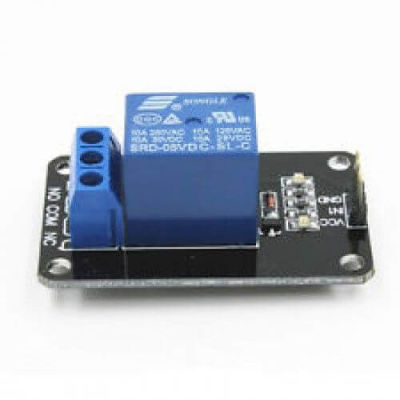 - 12V Single (1 Channel) Relay Board