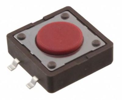 E-Switch - 12x12mm Tactile Switch SMD SPST