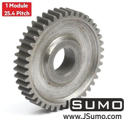 - 1 Module 42 Tooth (42T) Steel Gear