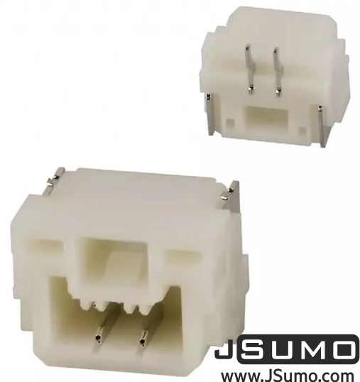 2 Pos Connector 1.25mm Top Input, SMD