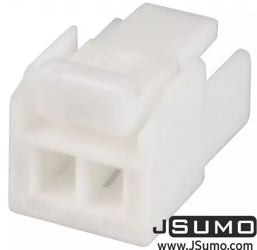 2 Pos Connector Housing 1.25mm Pitch