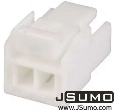 JST - 2 Pos Connector Housing 1.25mm Pitch