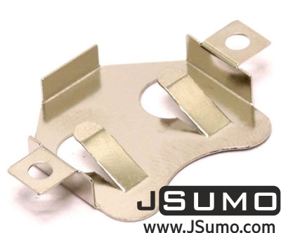 Jsumo - CR2032 Coin Cell Holder Plate (PCB Mount) (1)