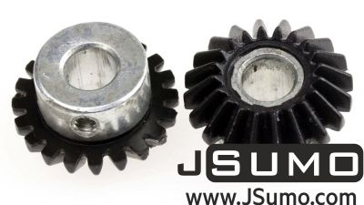 - 20T 8mm Hole Bevel Gear Set (1)