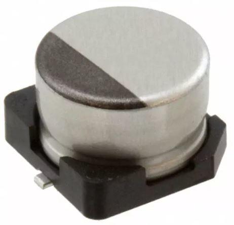 22uF 35V Aluminum SMD Capacitor