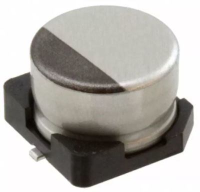 Nichicon - 22uF 35V Aluminum SMD Capacitor