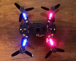 3 Led Array RC Control Rainbow Stick Module - Thumbnail