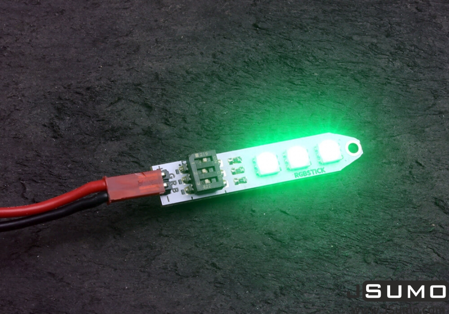 3 Led Array RGB Stick Module