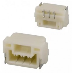 3 Pos Connector 1.25mm Side Input, SMD - Thumbnail