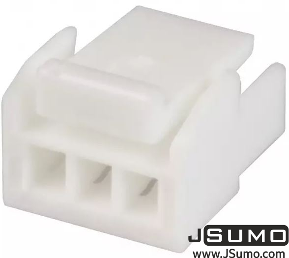 3 Pos Connector Housing 1.25mm Pitch