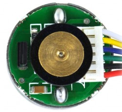 34:1 Metal Gearmotor 25Dx52L mm HP 6V with 48 CPR Encoder - Thumbnail