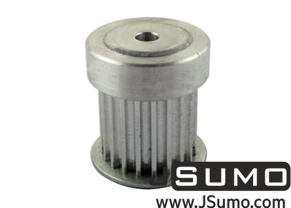 3M 10T Trigger Pulley Gear