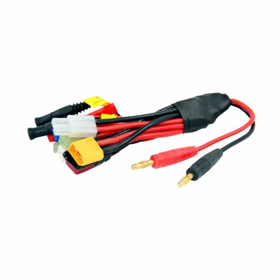 4.0mm Multi Function Charger Leads