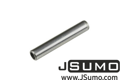 Jsumo - Ø5 x 30mm Hardened Steel Shaft (with M3 Threaded Hole)