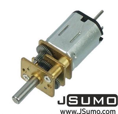 CYTRON - 6V 320Rpm 100:1 Micro Metal Gearmotor (HP)